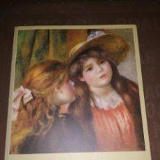 Libros de segunda mano: DE RENOIR A PICASSO. OBRES MESTRES DEL MUSÉE DE L'ORANGERIE, PARIS. EDICIÓN BILINGÜE.. Lote 256069040