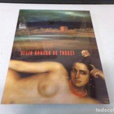 Livros em segunda mão: JULIO ROMERO DE TORRES -EXPOSICIÓN 1996. Lote 257300930