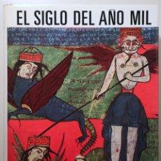 Libros de segunda mano: GRODECKI - MÜTHERICH - TARALON - WORMALD - EL SIGLO DEL AÑO MIL - MADRID 1973 - ILUSTRADO. Lote 257828935