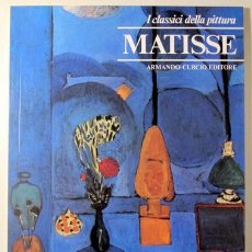 Libros de segunda mano: MATISSE, HENRI - MATISSE - ROMA 1979 - MUY ILUSTRADO. Lote 259247485
