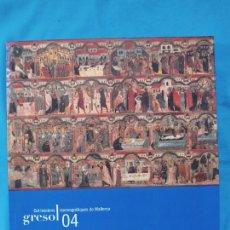 Libros de segunda mano: LA COL·LECCIÓ DE PINTURA DE MUSEU. DIOCESÀ DE MALLORCA. Lote 260374935