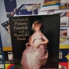 Libros de segunda mano: LA COLECCION DE PINTURA ESPAÑOLA EN EL MUSEO DEL PRADO....2003..... Lote 260385420