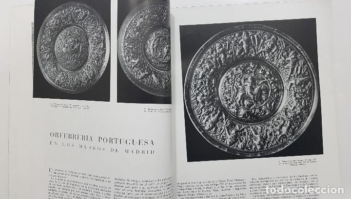 Libros de segunda mano: GOYA REVISTA DE ARTE 1954 N 1. DIBUJOS GOYA. GAYA NUÑO,PEREZ VILLAMIL. BERNARD BUFFET. ORTEGA MUÑOZ - Foto 5 - 261127360