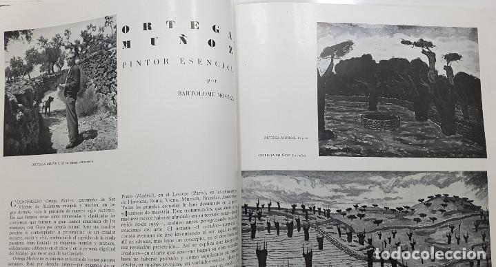 Libros de segunda mano: GOYA REVISTA DE ARTE 1954 N 1. DIBUJOS GOYA. GAYA NUÑO,PEREZ VILLAMIL. BERNARD BUFFET. ORTEGA MUÑOZ - Foto 11 - 261127360