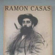 Libros de segunda mano: RAMÓN CASAS. RETRATS AL CARBÓ. AJUNTAMENT DE BARCELONA.. Lote 261178125