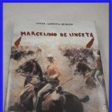 Libros de segunda mano: LIBRO DE MARCELINO DE UNCETA CON NUMEROSAS FOTOS DE CUADROS. Lote 261895535