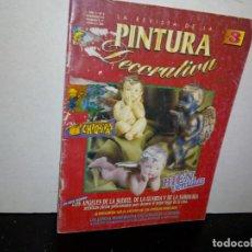 Libros de segunda mano: 1- LA REVISTA DE LA PINTURA DECORATIVA 3. Lote 262329855