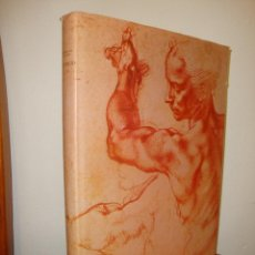 Libros de segunda mano: HISTORIA DE UN ARTE. EL DIBUJO - JEAN LEYMARIE, GENEVIÈVE MONNIER, BERNICE ROSE - SKIRA. Lote 262561815