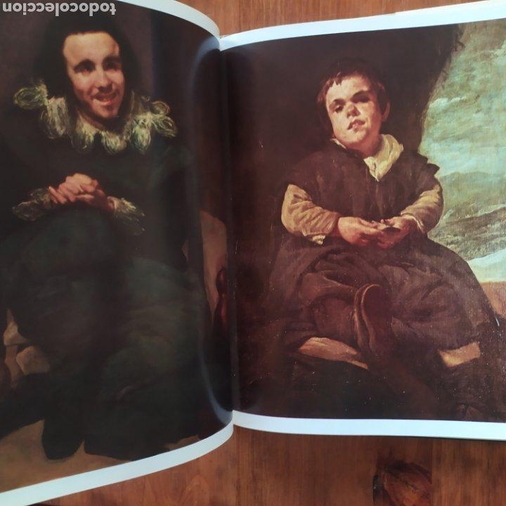 Libros de segunda mano: Velázquez, Los Genios de la pintura española - Foto 2 - 262592160