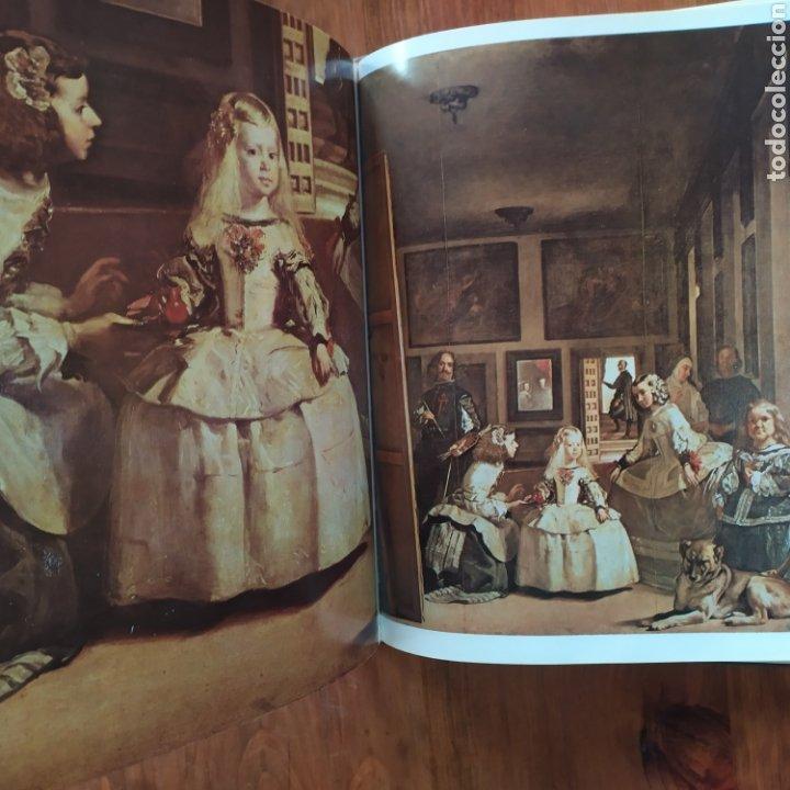Libros de segunda mano: Velázquez, Los Genios de la pintura española - Foto 3 - 262592160