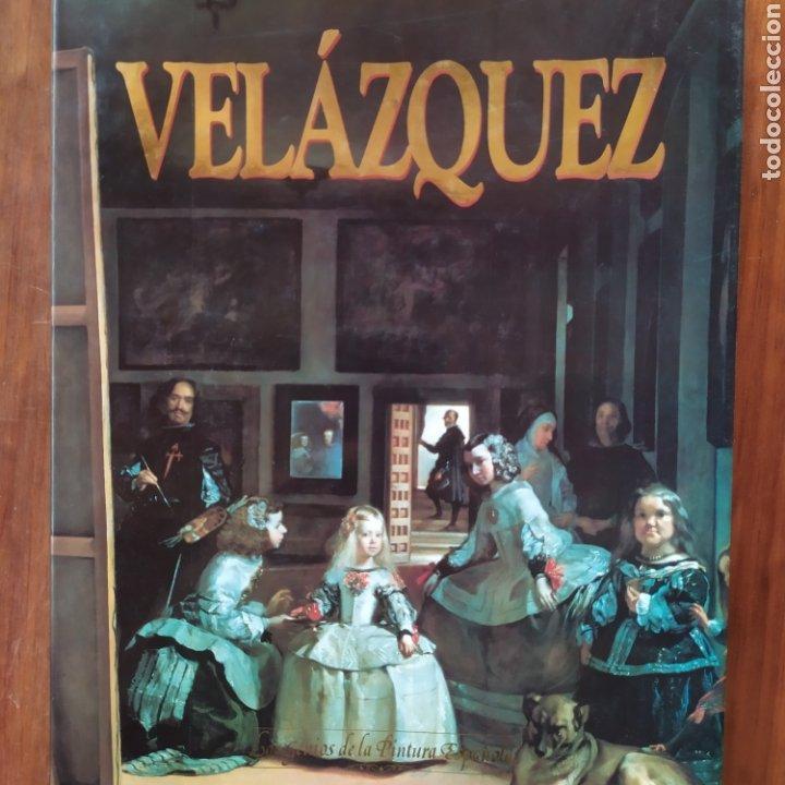 VELÁZQUEZ, LOS GENIOS DE LA PINTURA ESPAÑOLA (Libros de Segunda Mano - Bellas artes, ocio y coleccionismo - Pintura)