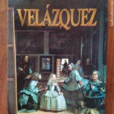 Libros de segunda mano: VELÁZQUEZ, LOS GENIOS DE LA PINTURA ESPAÑOLA. Lote 262592160