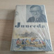Livres d'occasion: JUNCEDA. PERE PRAT I UBACH. EDITORIAL AEDOS. HOME EXEMPLAR 1958. Lote 262598765