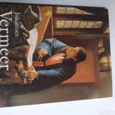 Libros de segunda mano: JOHANNES VERMEER . 1995 EDICIÓN EN ITALIANO .... PINTURA ANTIGUA. Lote 262777210