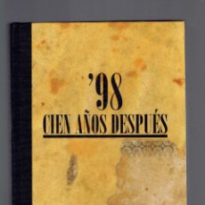 Libros de segunda mano: 98,CIEN AÑOS DESPUES MUSEO EXTREMEÑO E IBEROAMERICANO DE ARTE CONTEMPORANEO 2000. Lote 262839445