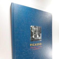Libros de segunda mano: PICASSO: MAESTROS Y AMIGOS ESPAÑOLES SALA DE EXPOSICIONES DEL PALACIO EPISCOPAL, MÁLAGA 2002. Lote 262843035