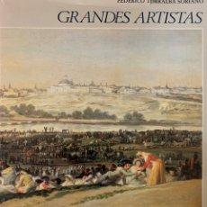 Libros de segunda mano: GOYA, FEDERICO TORRALBA SORIANO. Lote 262876025