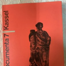Libros de segunda mano: DOCUMENTA 7 KASSEL. Lote 262883405
