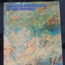 Libros de segunda mano: PERE YSERN ALIE - BIBLIOTECA MONOGRAFICA DE ARTE HISPANICO - RAFAEL MANZANO - 1990.. Lote 262911740