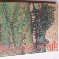 Libros de segunda mano: VINCENT VAN GOGH DIBUJOS JOHANNES VAN DER WOLK. ..TEXTO ESPAÑOL PINTURA ANTIGUA. Lote 262926750