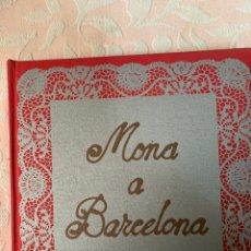 Libros de segunda mano: MONA A BARCELONA. Lote 262944920