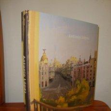 Libros de segunda mano: ANTONIO LÓPEZ - MUSEO THYSSEN-BORNEMISZA, MUY BUEN ESTADO. Lote 263043035