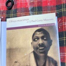 Libros de segunda mano: OBRAS MAESTRAS DE PAUL GETTY. Lote 262871280