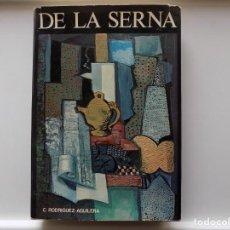 Libros de segunda mano: LIBRERIA GHOTICA. RODRIGUEZ AGUILERA. DE LA SERNA. 1977. FOLIO. MUY ILUSTRADO.. Lote 263100725