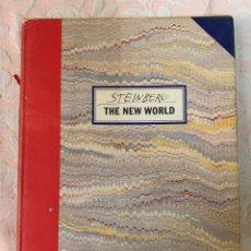 Libros de segunda mano: STRINDBERG, THE NEW WORLD. Lote 263124915