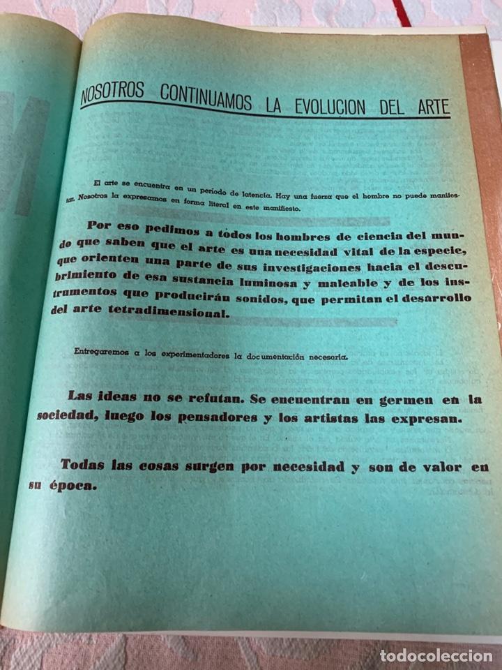 Libros de segunda mano: Fontana, manifiesto blanco - Foto 2 - 263135700