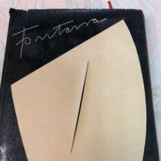 Libros de segunda mano: FONTANA, MANIFIESTO BLANCO. Lote 263135700