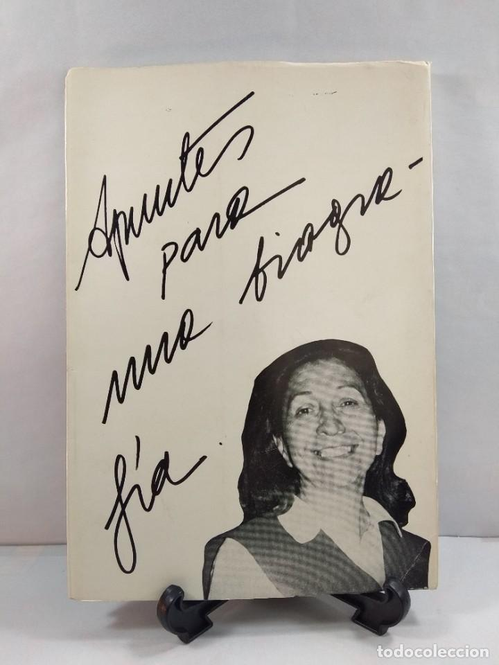 Libros de segunda mano: APUNTES PARA UNA BIOGRAFÍA DE BENJAMÍN PALENCIA. MARTÍNEZ, Tita. Editado por la autora en 1977. - Foto 3 - 262621015