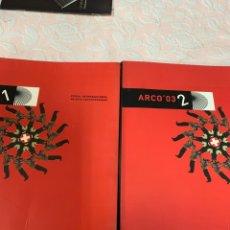 Libros de segunda mano: ARCO 2003. Lote 263186605