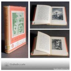Libros de segunda mano: EL ARTE DE GOYA SEGUIDO DE LA OTRA VISITA AL MUSEO DEL PRADO. EUGENIO D'ORS. AGUILAR. 1928.. Lote 264038110