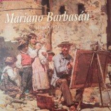 Livros em segunda mão: CATÁLOGO PINTURA EXPOSICIÓN CAJALON 1996 PINTOR MARIANO BARBASAN DE ZARAGOZA. Lote 264114650