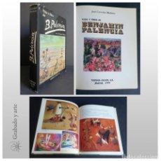 Libros de segunda mano: VIDA Y OBRA DE BENJAMÍN PALENCIA. J. CORREDOR Y MATHEOS. ESPASA - CALPE. 1979.. Lote 265124949