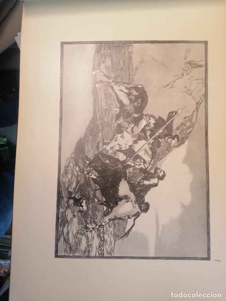 Libros de segunda mano: Rafael Casriego. Goya Tauromaquia - Foto 3 - 265475874