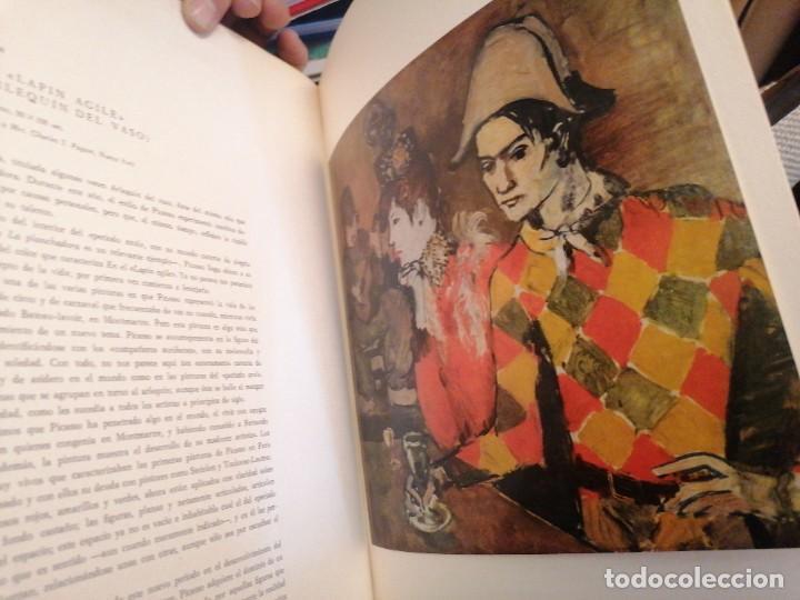 Libros de segunda mano: Hans L. C. Jaffe. Pablo Picasso. Labor - Foto 2 - 265476674