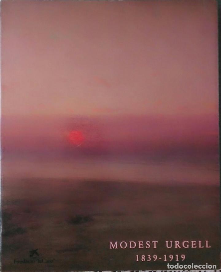 MODEST URGELL.1839-1919.1992. (Libros de Segunda Mano - Bellas artes, ocio y coleccionismo - Pintura)