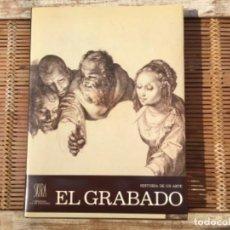 Libri di seconda mano: EL GRABADO. HISTORIA DE UN ARTE. MICHEL MELOT, GRIFFITHS, FIELD, BÉGUIN. SKIRA 1981. GRAN FORMATO.. Lote 266557713