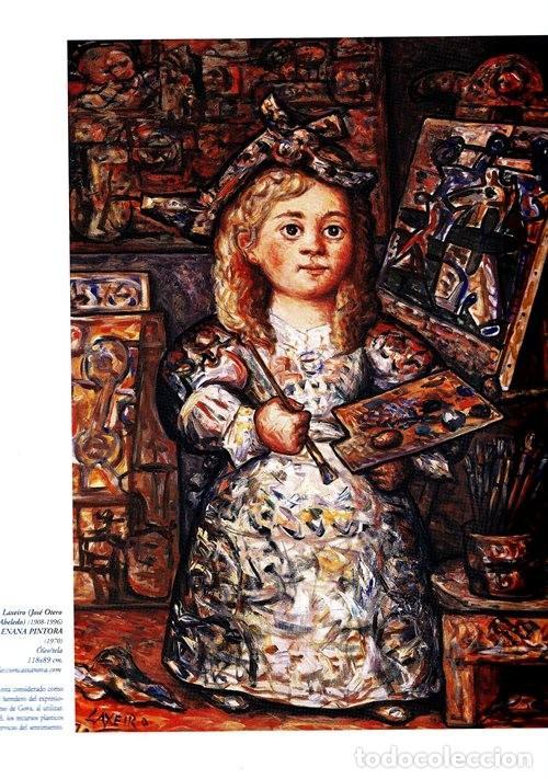 Libros de segunda mano: A ARTE GALEGA. CAIXANOVA. MASIDE. LAXEIRO. LUGRIS. CASTELAO. PINTURA. GRAN FORMATO. GALICIA. - Foto 6 - 266818379