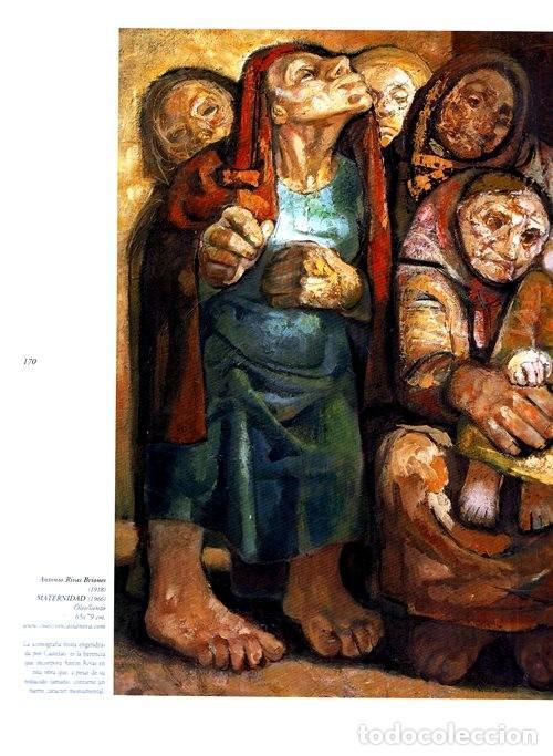 Libros de segunda mano: A ARTE GALEGA. CAIXANOVA. MASIDE. LAXEIRO. LUGRIS. CASTELAO. PINTURA. GRAN FORMATO. GALICIA. - Foto 7 - 266818379