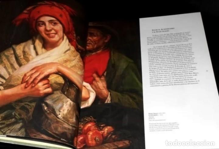 Libros de segunda mano: A ARTE GALEGA. CAIXANOVA. MASIDE. LAXEIRO. LUGRIS. CASTELAO. PINTURA. GRAN FORMATO. GALICIA. - Foto 8 - 266818379
