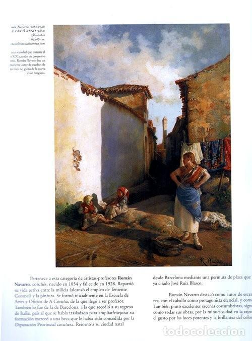 Libros de segunda mano: A ARTE GALEGA. CAIXANOVA. MASIDE. LAXEIRO. LUGRIS. CASTELAO. PINTURA. GRAN FORMATO. GALICIA. - Foto 14 - 266818379