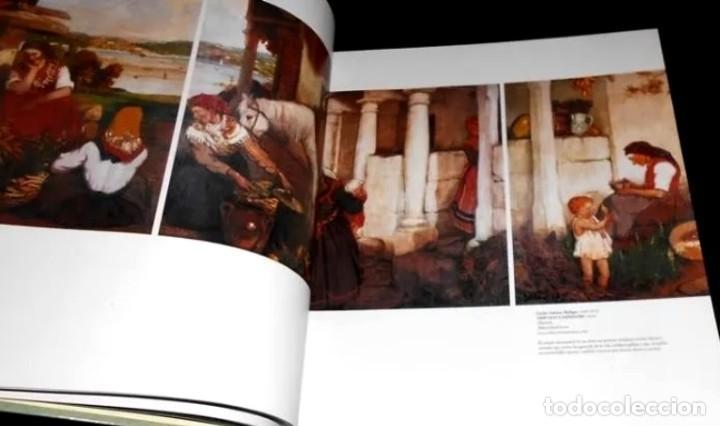 Libros de segunda mano: A ARTE GALEGA. CAIXANOVA. MASIDE. LAXEIRO. LUGRIS. CASTELAO. PINTURA. GRAN FORMATO. GALICIA. - Foto 16 - 266818379