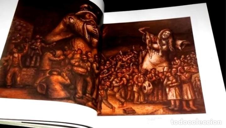 Libros de segunda mano: A ARTE GALEGA. CAIXANOVA. MASIDE. LAXEIRO. LUGRIS. CASTELAO. PINTURA. GRAN FORMATO. GALICIA. - Foto 20 - 266818379