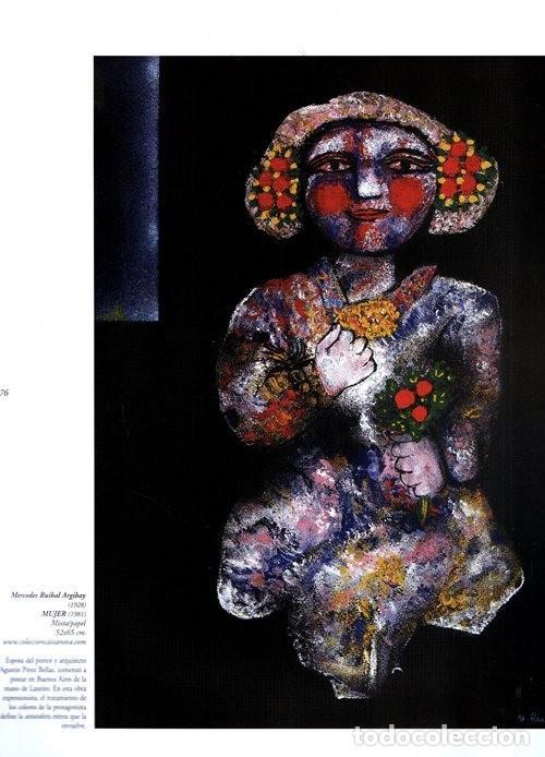 Libros de segunda mano: A ARTE GALEGA. CAIXANOVA. MASIDE. LAXEIRO. LUGRIS. CASTELAO. PINTURA. GRAN FORMATO. GALICIA. - Foto 21 - 266818379