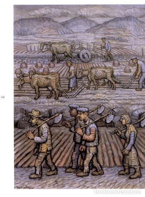 Libros de segunda mano: A ARTE GALEGA. CAIXANOVA. MASIDE. LAXEIRO. LUGRIS. CASTELAO. PINTURA. GRAN FORMATO. GALICIA. - Foto 23 - 266818379