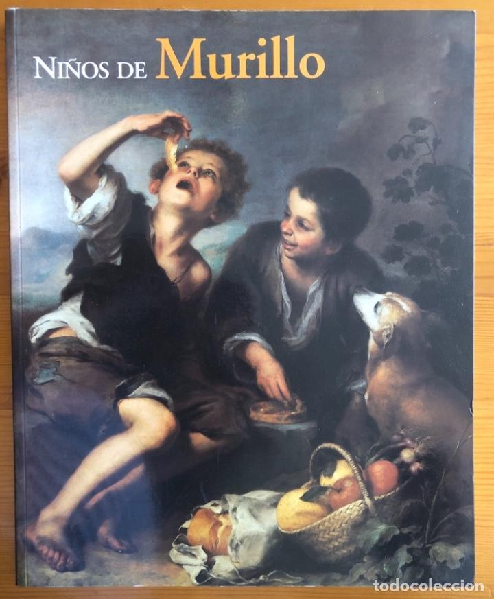PINTURA- NIÑOS DE MURILLO- MUSEO DEL PRADO 2001 (Libros de Segunda Mano - Bellas artes, ocio y coleccionismo - Pintura)
