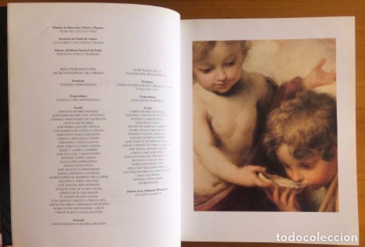 Libros de segunda mano: PINTURA- NIÑOS DE MURILLO- MUSEO DEL PRADO 2001 - Foto 2 - 266876524